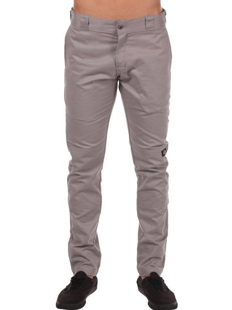 Dickies Skinny Straight Double Knee Pant