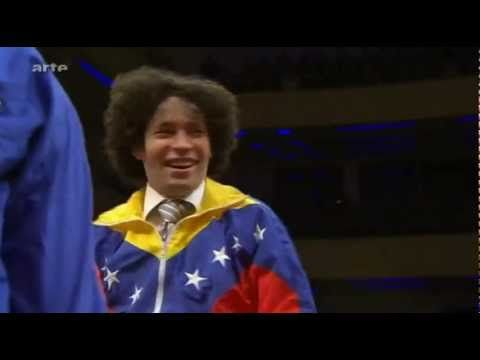 Gustavo Dudamel - Malambo from Estancia Suite (Alberto Ginastera)