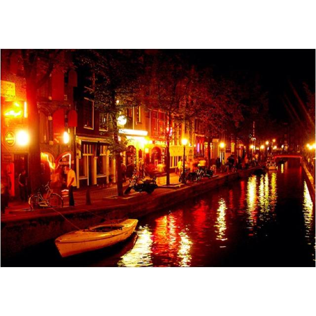 Someday in Amsterdam, Netherlands