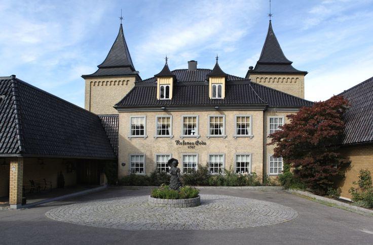 Refsnes Manorhouse, Norway