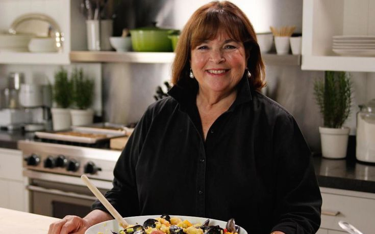 We need an Ina Garten's Entertaining Only Yourself cookbook