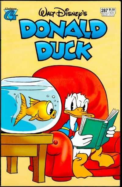 Donald Duck #287 (Issue)