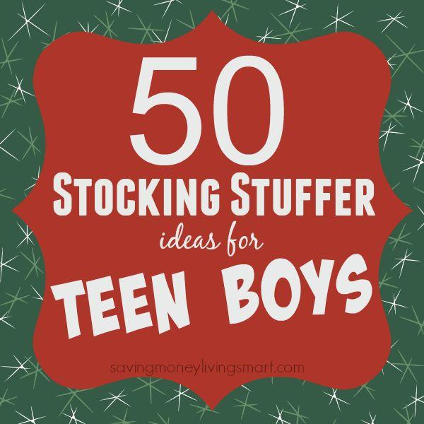 50 Stocking Stuffer Ideas for Teen Boys