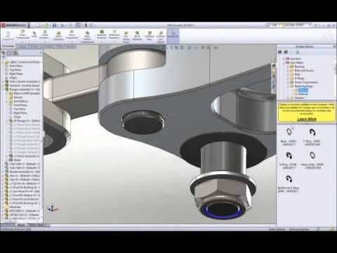 solidworks 3d design cad software first look cad mechanical engineering pinterest. Black Bedroom Furniture Sets. Home Design Ideas