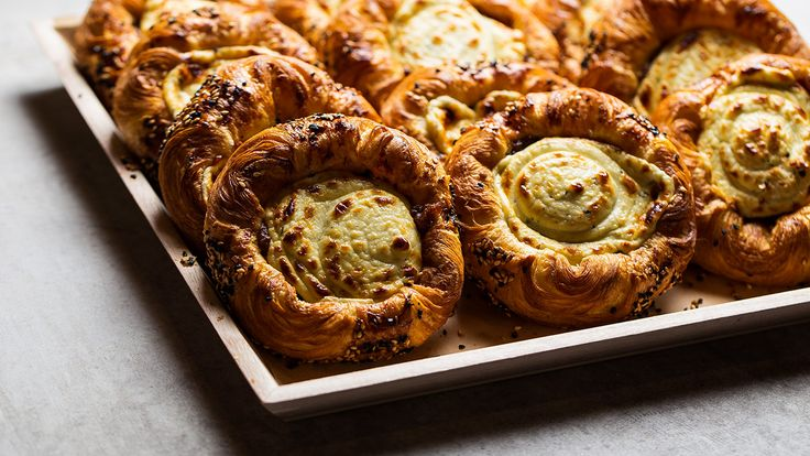 Great Danish   Welcome to the flaky, savory Danish pastry redux   Tasting Table