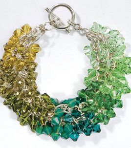 Swarovski Bracelet : Bracelets : Jewelry  Bead Projects :  Shop | Joann.com