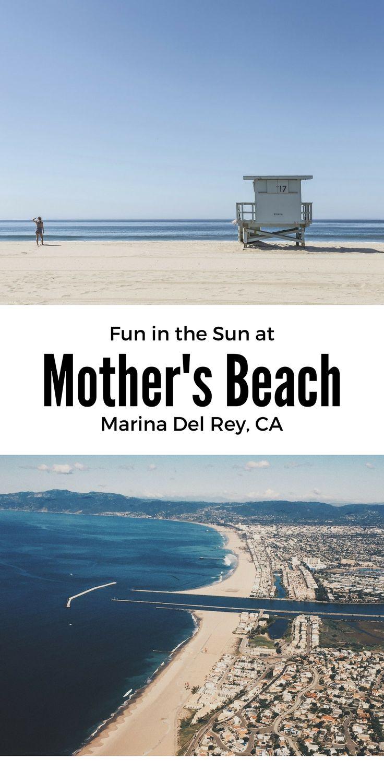 S27E1: mothers beach | marina del rey beach.  Go head to head on a bike race.