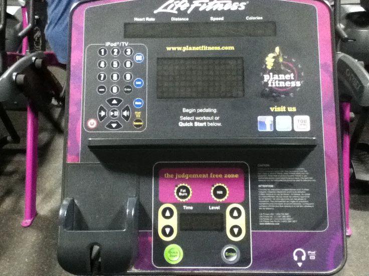 Fitness elliptical life fitness exercise machine