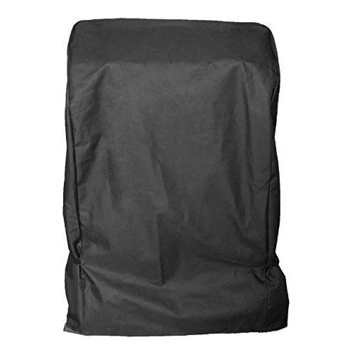 """Guaranteed to fit your Weber 210 series gas grill with Side table collapsed and folded down,cover dimension:25.8""""(L)X29.5""""(W)X42.8""""(H).And constructed from heavy-duty oxford polyester with water resistant PVC coating and water repellent finish,the tough fabric provides a powerful... more details available at https://www.kitchen-dining.com/blog/grills-outdoor-cooking/outdoor-fryers-smokers/product-review-for-icover-g21617-heavy-duty-water-proof-small-space-grill"""