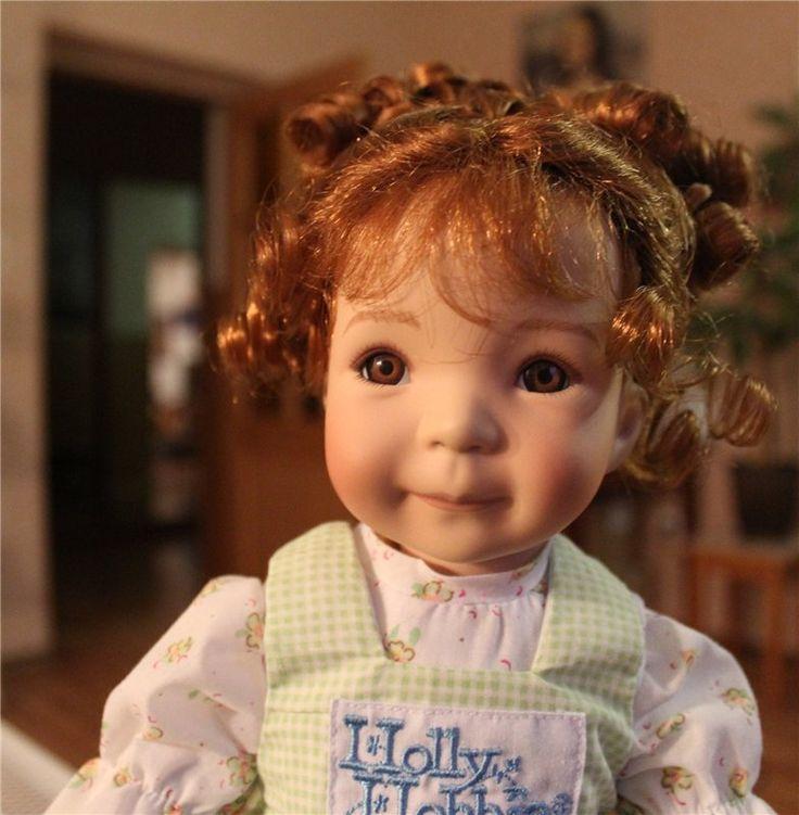 Времена года Холли Хобби. Часть 1 / Коллекционные куклы Дианы Эффнер, Dianna Effner / Бэйбики. Куклы фото. Одежда для кукол