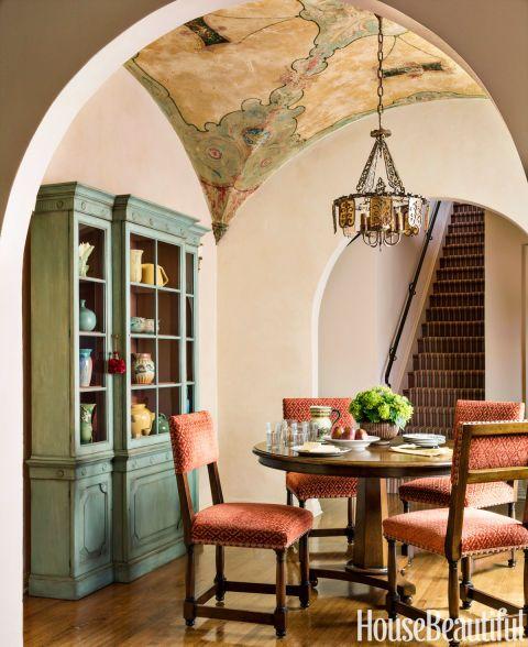 107 Best Images About Period Colonial Room Settings On: 125 Best Spanish Revival Homes: Inspiration Images On