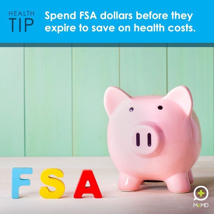 #TipTuesday: Don't let FSA funds go to waste! Remember that if you opened a flexible spending account for health care expenses, you could lose your money if you don't spend it by Dec. 31 (though some plans may offer a grace-period until until March 15).   Eligible FSA expenses include sunscreen, medical/dental costs, flu shots, pregnancy tests, eyeglasses and prescription contact lenses, some over-the-counter medications, and many more medical and health-related expenses.