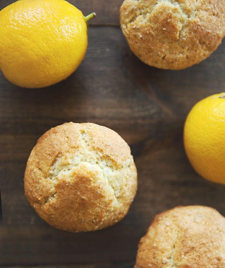 Lemon Chia Seed Muffins Recipe