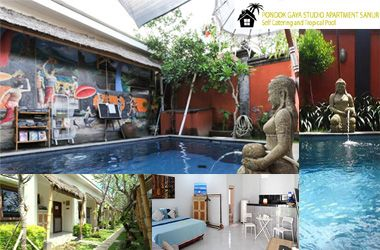 Pondok Gaya Studio Apartments