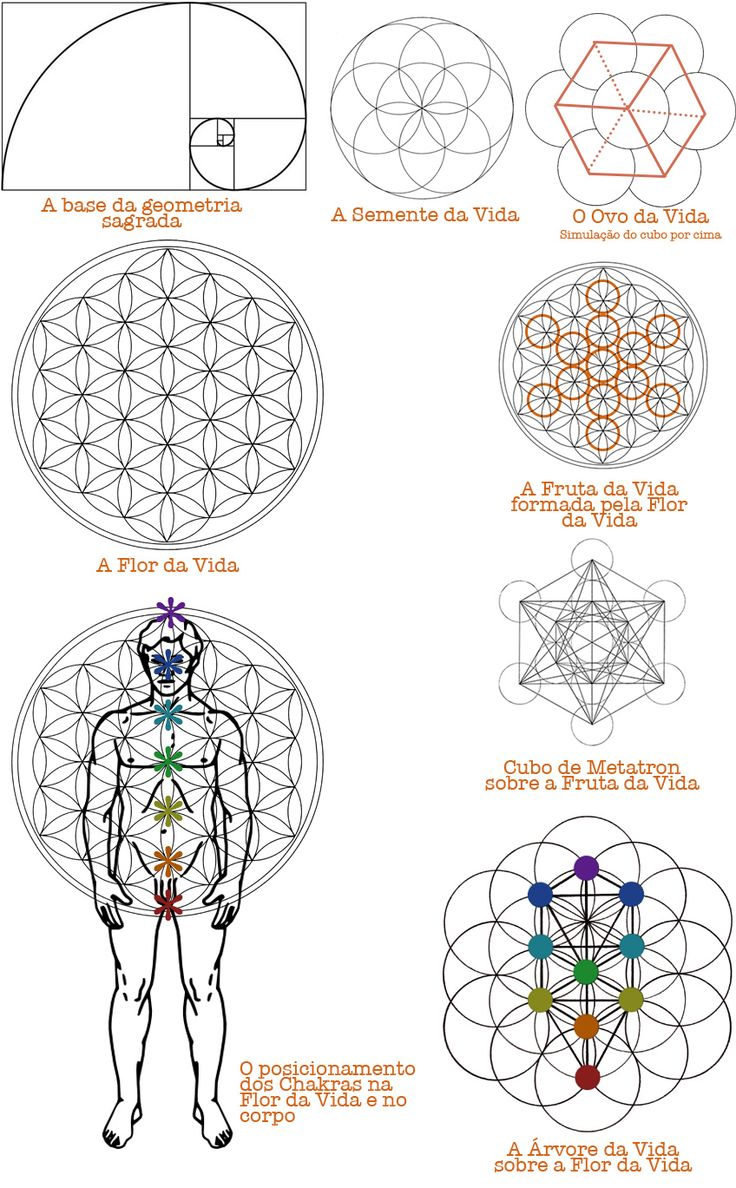 Geometria Sagrada                                                                                                                                                                                 Mais
