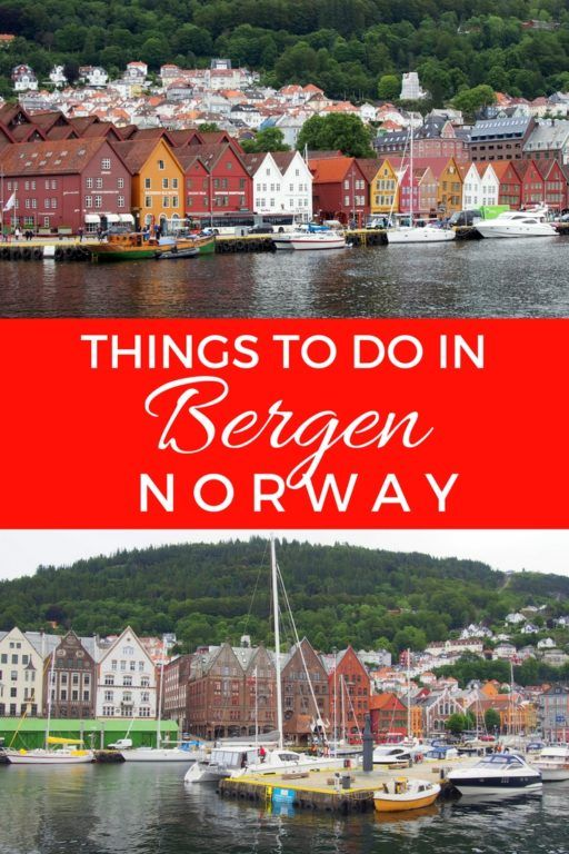 15 Things to do in Bergen, Norway