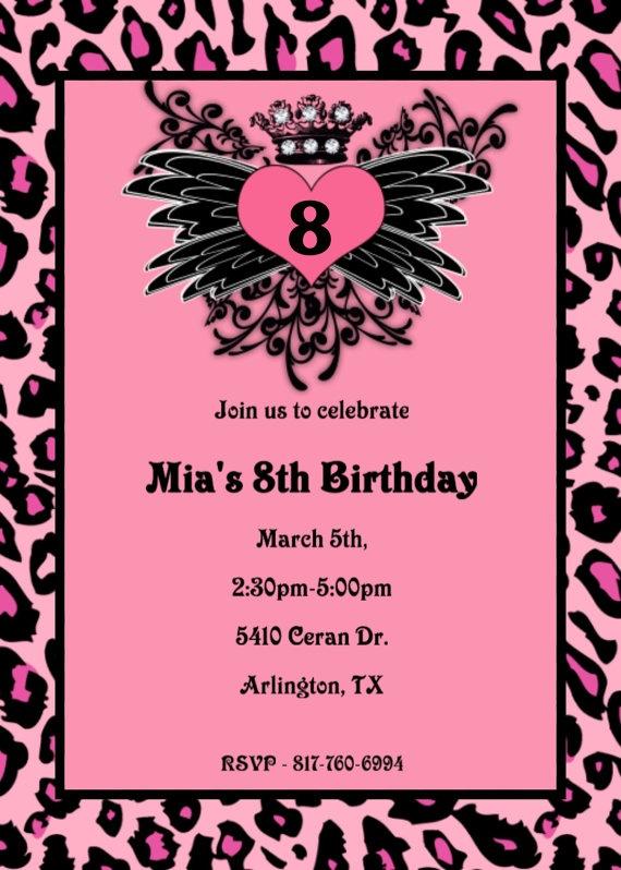 12 best 1st birthday ideas images – Cheetah Birthday Invitations