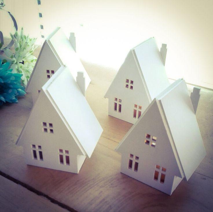Wood little House bluff