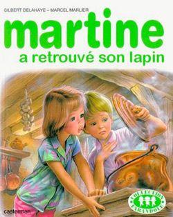 Tréméchan, détournement d'une couverture de Martine, 2007 (un générateur de détournement de couverture a ensuite été créé par logeek avant d...