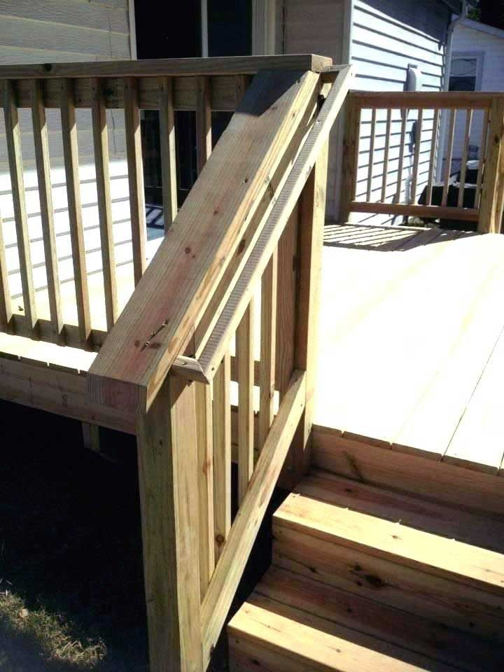 28 Cheap Deck Ideas You Must Know Deck Stair Railing Railings Outdoor Outdoor Stairs
