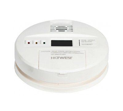 Czujnik tlenku węgla GERAM LABS KAD - alarm CO z wyświetlaczem LCD