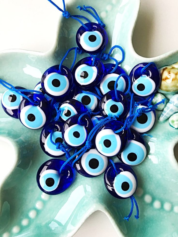 A personal favourite from my Etsy shop https://www.etsy.com/listing/289577041/unique-wedding-favor-turkish-evil-eye