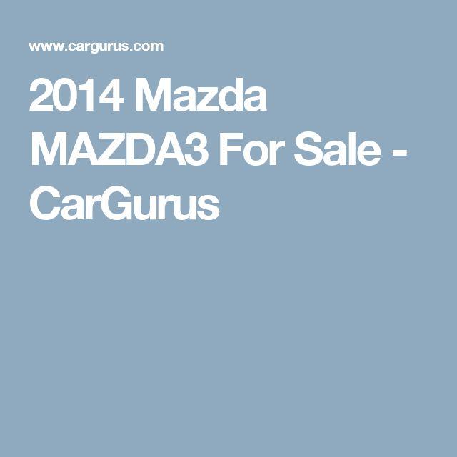 2014 Mazda MAZDA3 For Sale - CarGurus