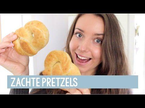 Zachte pretzels