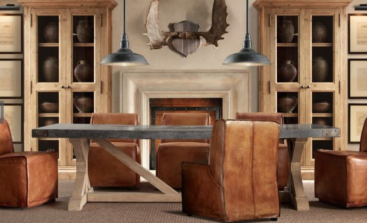 restoration hardware concrete collection