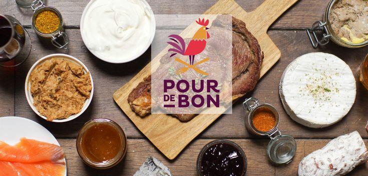 Place de marché alimentaire du producteur au consommateur, Pourdebon propose une vaste sélection de produits frais du terroir en vente directe du producteur ou artisan, viandes, charcuterie, fromages, vins, épicerie fine