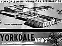 Yorkdale opens!
