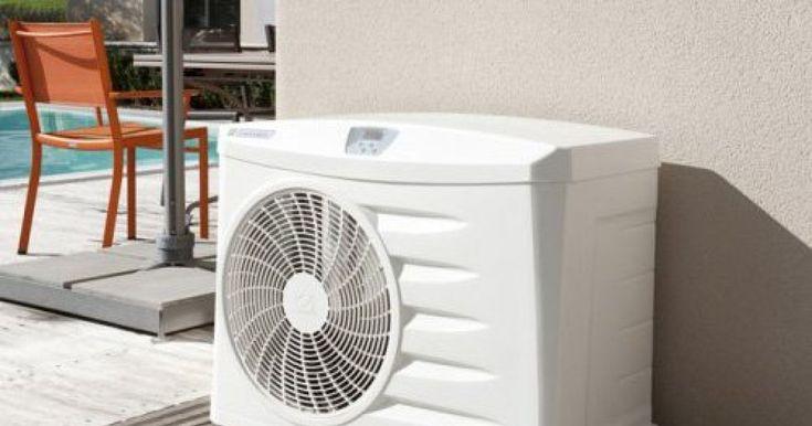 La pompe à chaleur est un chauffage de piscine efficace et écologique. Elle réutilise l'air extérieur pour chauffer l'eau de votre piscine. Vous vous baignez ainsi dans une eau à la bonne température !