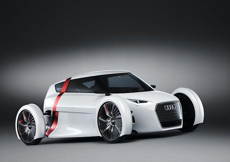 Concept Cars - Autos, die so nie gebaut werden Audi Urban Concept Spyder - IAA 2011: Hersteller versuchen, mit immer neuen Konzepten auch das Publikum von der Zukunftsfähigkeit der batteriegetriebenen Fahrzeuge zu überzeugen.