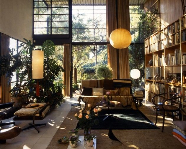 Beyond the Chair: The Vision of Charles and Ray Eames - The Atlantic