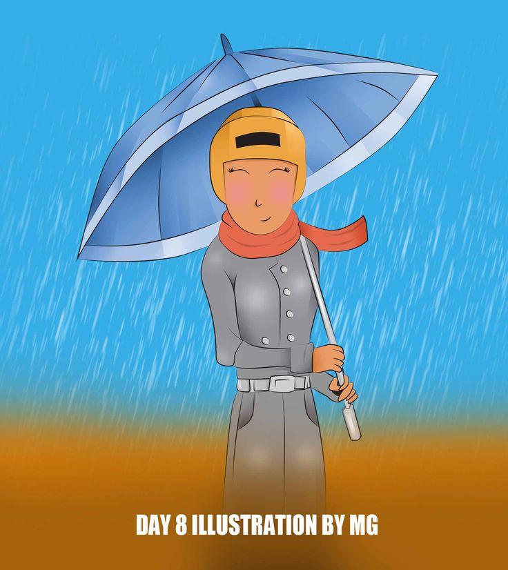 ILLUSTRATION DAY 8