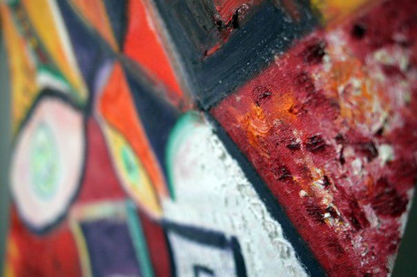 Go Abstract Art is looking for new members