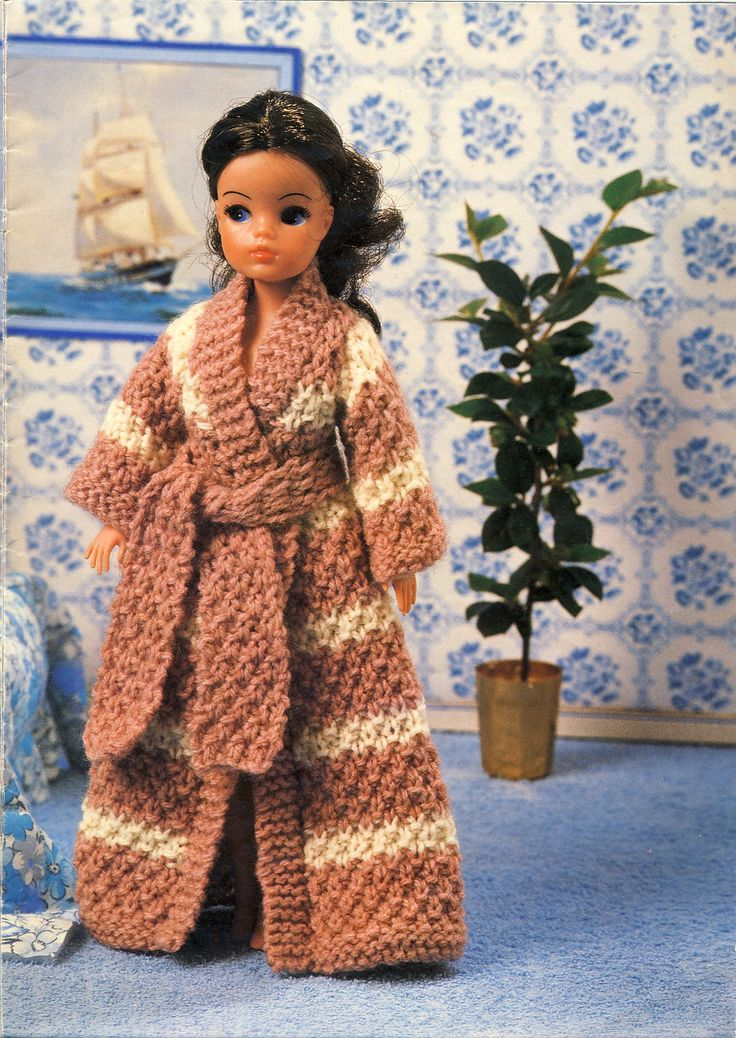 The 7 best Sindy doll patterns images on Pinterest | Knit patterns ...