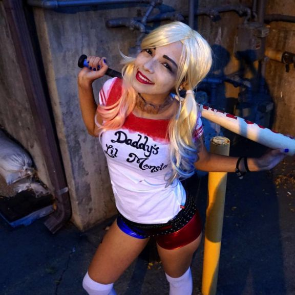 Harley Quinn Costume!
