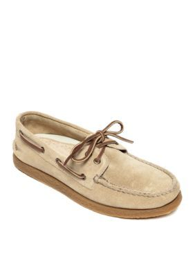 Sperry Men's Authentic Original 2-Eye Boat Shoes - Sand - 10.5M