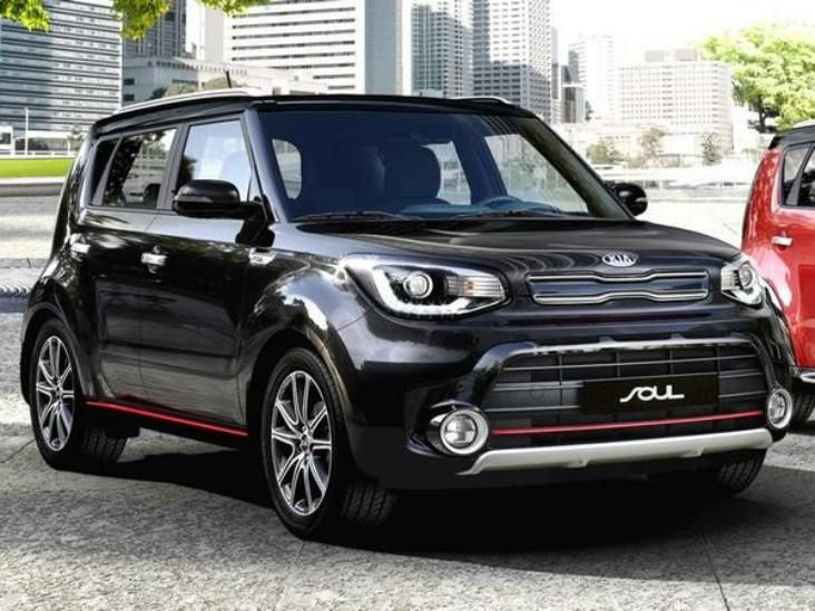 2017 kia soul exterior cars pinterest kia soul small cars and cars. Black Bedroom Furniture Sets. Home Design Ideas