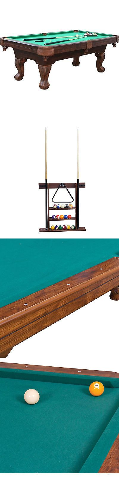 Tables 21213: Billiard Pool Table 7.5 89 Sportcraft Springdale Scratch-Resistant Complete -> BUY IT NOW ONLY: $849 on eBay!