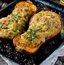 Εύκολο και υγιεινό φαγητό, το οποίο μπορείτε όμως να ετοιμάσετε σχετικά γρήγορα και να εκμεταλλευτείτε την σάρκα της γλυκοκολοκύθας