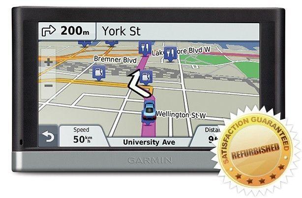 "Garmin Nuvi 2597LMT 5"" Bluetooth GPS w/ Lifetime Maps & Traffic 010-01123-30…"