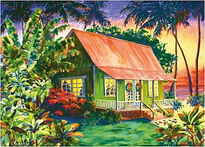 716d924c87c8b16fc9dd2acbe40237b3 Painting Old Hawaiian Plantation House on old chinese house paintings, farm paintings, plantation homes acrylic canvas paintings, scenic country landscape paintings,