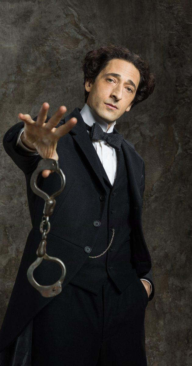 Houdini (TV Mini-Series 2014) Adrien Brody as Harry Houdini