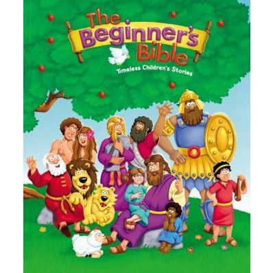 With new vibrant three-dimensional art and compelling text, more than 90 #Bible stories come to life! This is a perfect first Bible for kids to learn the essential stories and grow in their #faith.