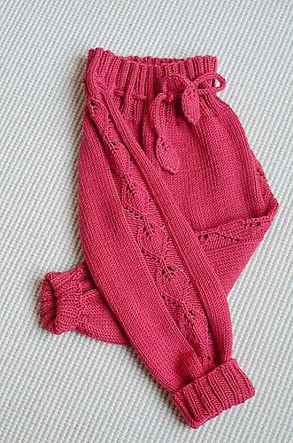 Ravelry: Pinneguri's Flettebukse for T.
