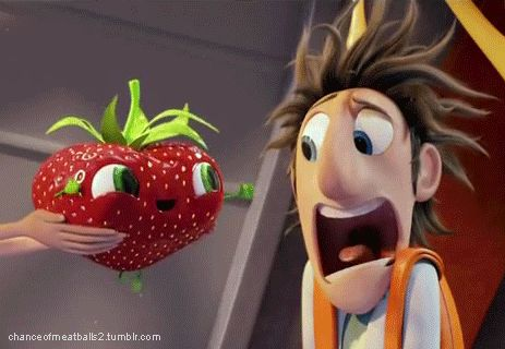 berry | cloudy with a chance of meatballs