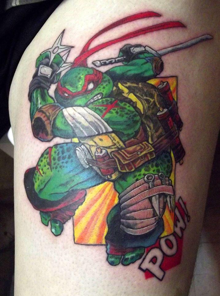 25 best ninja turtle tattoo images on pinterest ninja turtle tattoos teenage mutant ninja. Black Bedroom Furniture Sets. Home Design Ideas