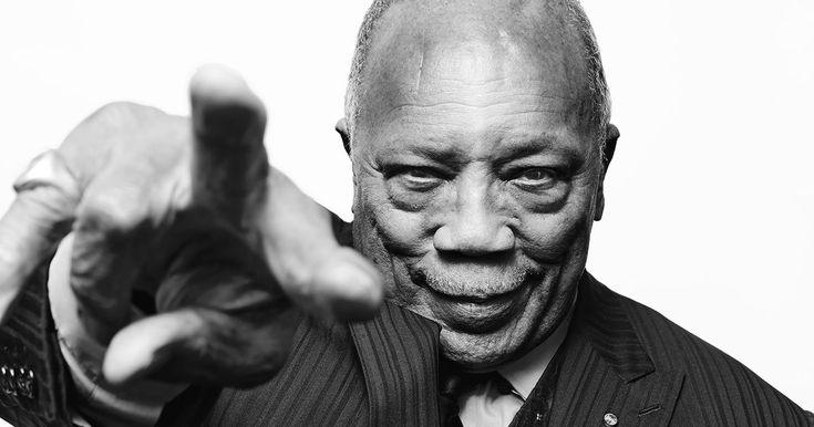 Quincy Jones Talks Taylor Swift, His 22 Girlfriends and Donald Glover #headphones #music #headphones